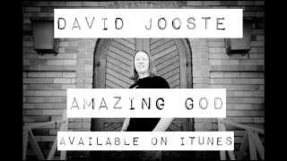 Amazing God : David Jooste