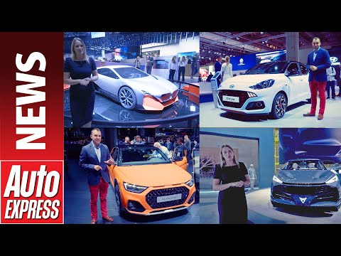 Best cars of the Frankfurt Motor Show 2019 – highlights round-up