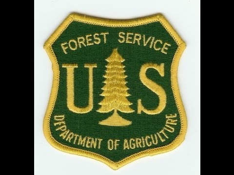 US Forest Service Goes SWAT! WHAT A JOKE!