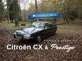 Citroën CX y Prestige (1/2)- Historia y evolución