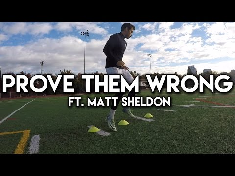 Prove Them Wrong – Motivational Video (ft. Matt Sheldon)