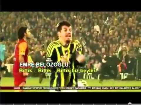 Emre Belözoğlu - Bittik Biz, Bittik Beyler!! 17.03.2012