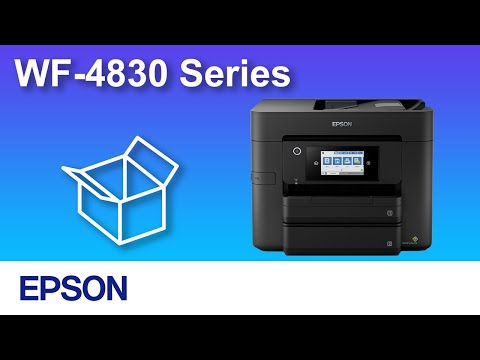 Setting Up a Printer(Epson WF-4830 Series)NPD6606