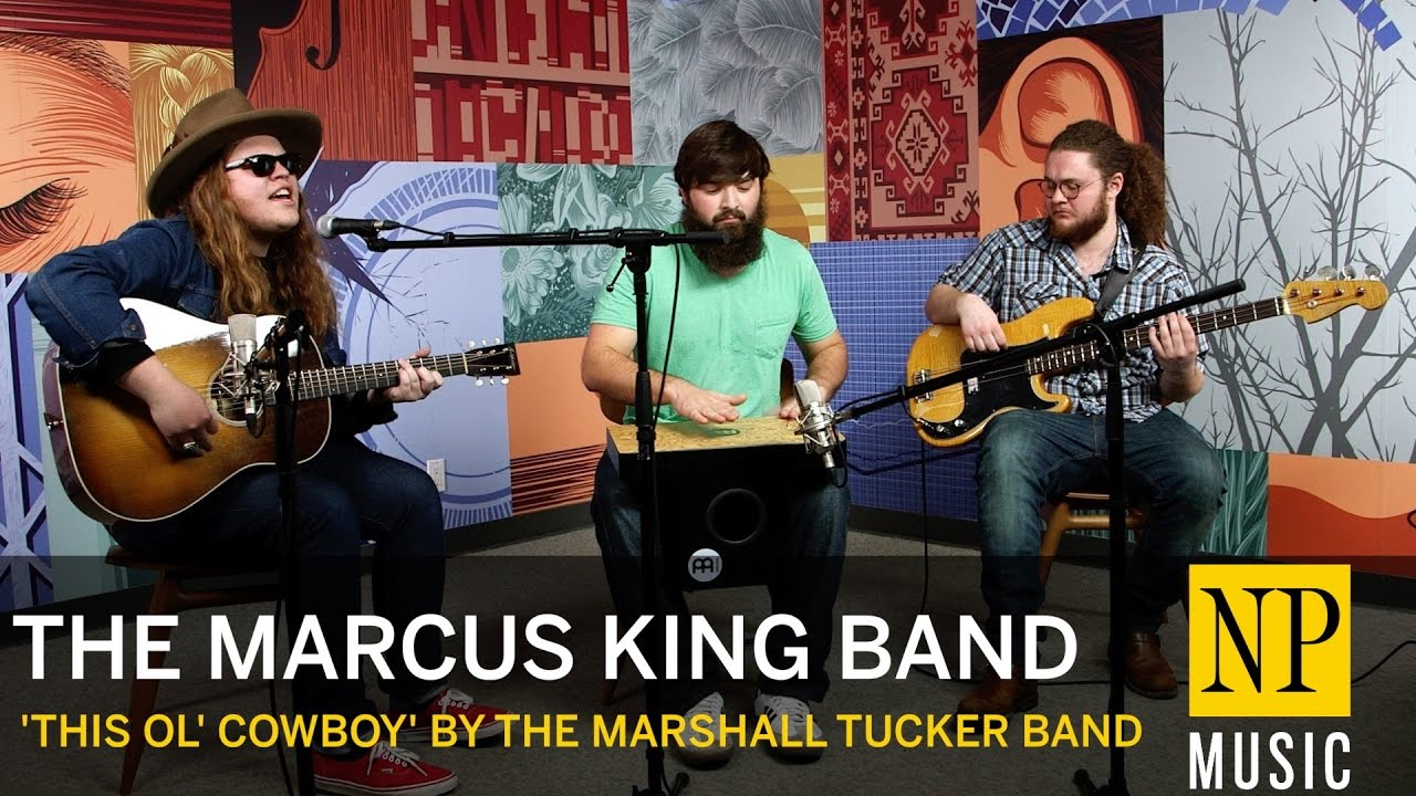 the marcus king band cover 39 this ol 39 cowboy 39 by the marshall tucker band in the np music studio. Black Bedroom Furniture Sets. Home Design Ideas