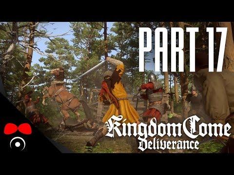 ŠOUST S PANÍ TALMBERKA!   Kingdom Come: Deliverance #17