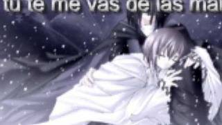 Lloro por ti - Enrique iglesias feat wisin y Yandel (anime couple)