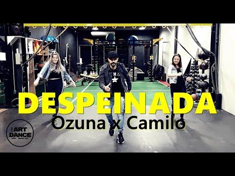 DESPEINADA – Ozuna x Camilo – Zumba – Reggaeton l Coreografia l Cia Art Dance