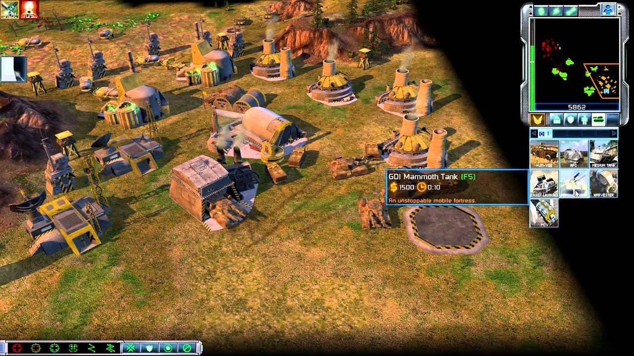 C&C3 Tiberian Dawn Mod (PC)