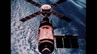 Skylab and the Sun (archival film, poor audio)