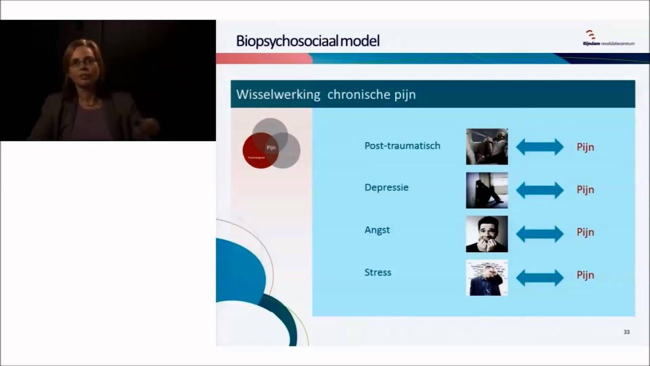 psychische factoren chronische pijn