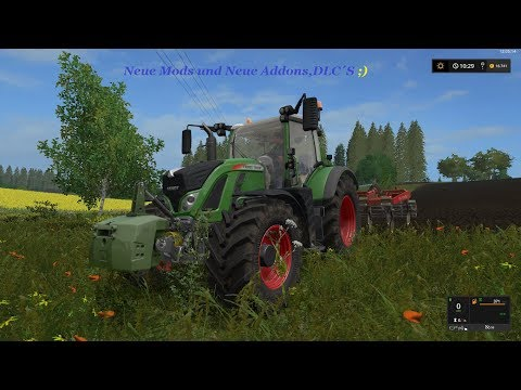 LS 17 On The Hills #006 Neue Mods, Neue Addons