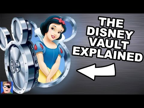 The Disney Vault Explained