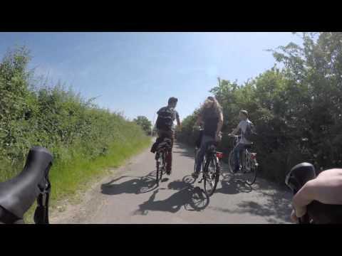 Cycling in Limburg: Houthem – Maastricht – Genk – Maastricht
