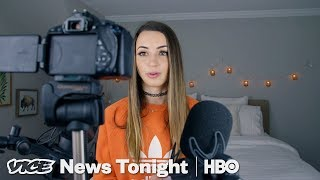 ASMR Artists & Mexico's Drug Cartels | VICE News Tonight Full Episode (HBO)