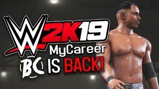 LET'S GET STARTED!! | WWE 2K19 My Career Mode #1