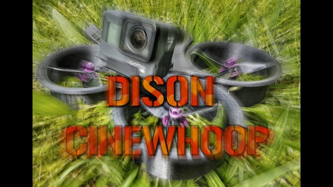 Dison Cinewhoop Drone