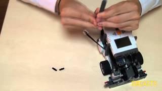 How to use NXT Sound Sensor
