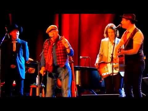 Jim Byrnes And Barney Bentall  in  Vancouver Canada