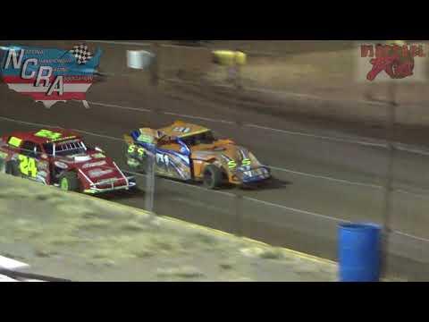 Salina Speedway 9-1-17 NCRA Modified Shootout Heat Races