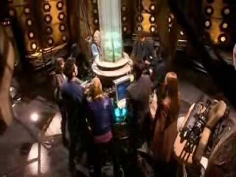 Doctor Who Journeys End Scene 23 - YouTube
