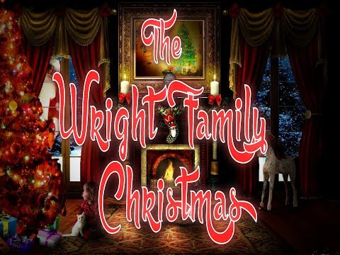 Left Right Game - The Wright Family Christmas