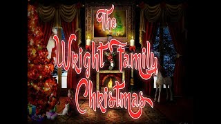 Left Right Game   The Wright Family Christmas