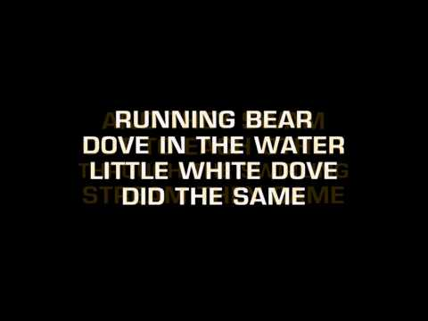 Johnny Preston - Running Bear (Karaoke)