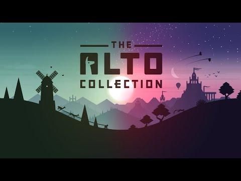 The Alto Collection — Coming Soon to The Epic Games Store, Xbox, PlayStation 4 and Nintendo Switch