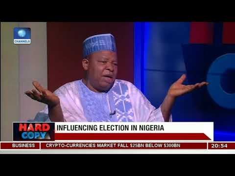 Yes! I Rigged Election Before Now - Mantu |Hard Copy|