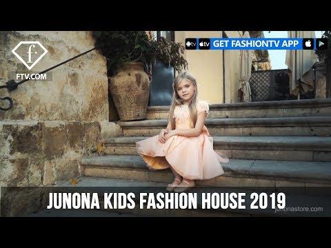 JUNONA KIDS FASHION HOUSE 2019 | FashionTV | FTV