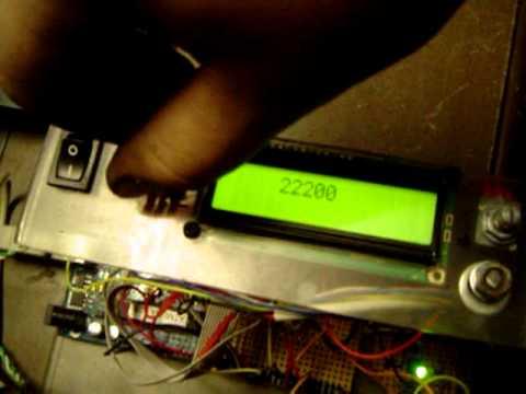 Arduino PID TRIAC AC motor control  YouTube