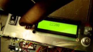 arduino pid triac ac motor control
