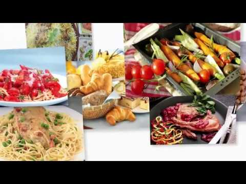 Fast Intro Photos opener Logo or Profile vlog Cooking food healthy Chef