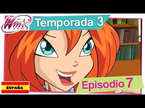 Winx Club - Temporada 3 Episodio 7 - La compañía de la luz - COMPLETO