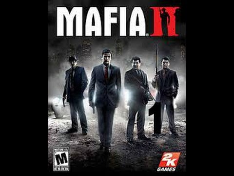 прохождение игр Mafia 2 № 1 [война с немцами]
