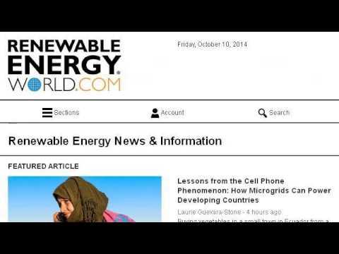 Renewable Energy Finance Jobs