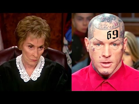Judge Judy Can't Stand This Crazy Guy... from YouTube · Duration:  6 minutes 19 seconds