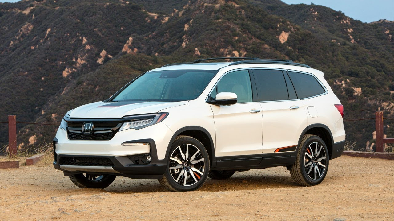 2019 honda pilot – exterior, interior, driving footage - youtube