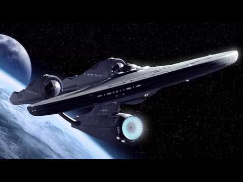 Star Trek's Finest Federation Starship USS Enterprise NX 01