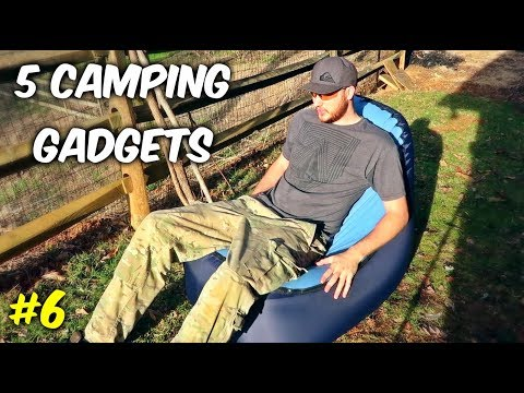 5 Camping Gadgets put to the Test - Part 6