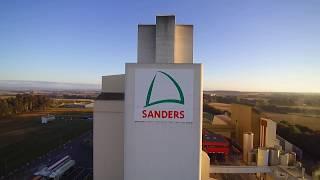 Sanders Bretagne - Usine de St Gérand