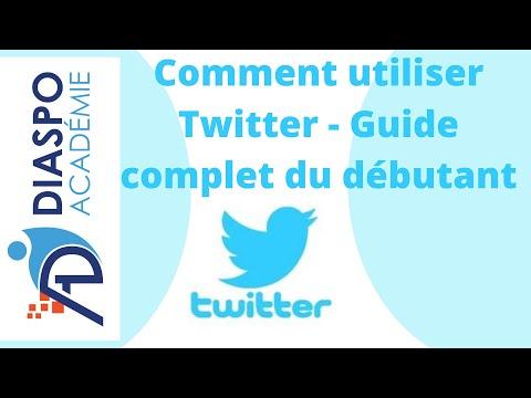 Comment utiliser Twitter