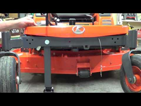 Zg3127 Maintenance Lift Kit Youtube