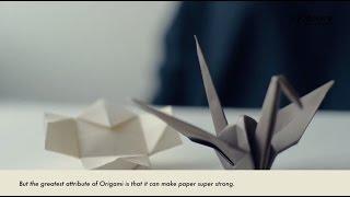 Origami Changes Everything   Incredible Senseis at Meiji University #2 thumbnail