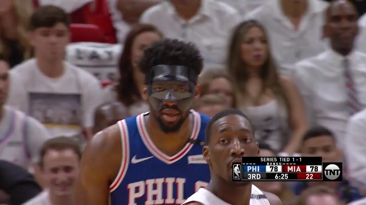 Joel Embiid Scores 23 Points in Return to Lead 76ers Over Heat in Game 3