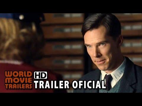 O Jogo da Imitação Trailer Oficial Legendado (2015) - Benedict Cumberbatch HD