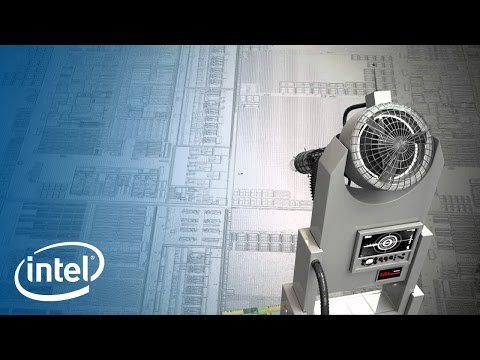 Video Animation: Mark Bohr Gets Small: 22nm Explained | Intel