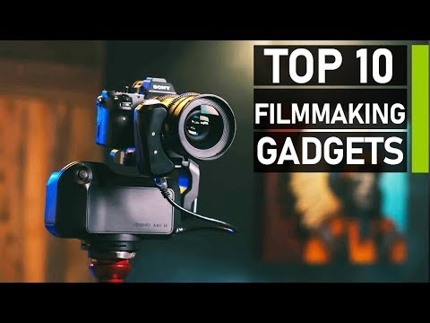 Top 10 New Camera & DSLR Accessories For Filmmaking