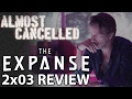 The Expanse Season 2 Episode 3 'Static' Review