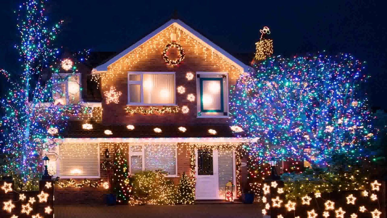 Outdoor Light Ideas Christmas Simple Outdoor Lighting Ideas For Christmas